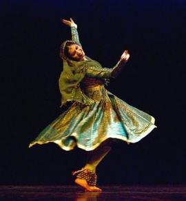 Искусство танца в Индии УссуриВики Одисси jpg Катхак jpg