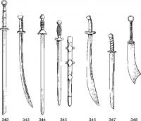 Раннее оружие делалось из бронзы в